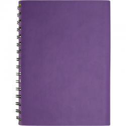Ежедневник датированный 2019 фиолетовый А5 Casual