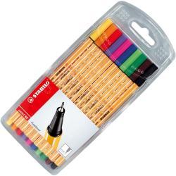 Капиллярная ручка Stabilo
