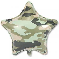 Звезда  фольга