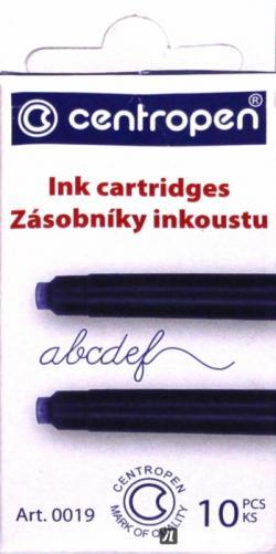 Картридж для перьевой ручки 10шт