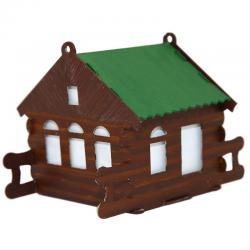 Конструктор раскраска домик