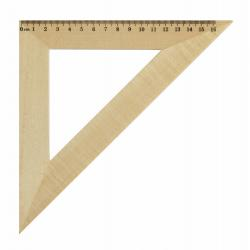 Треугольник (Деревянный )16см